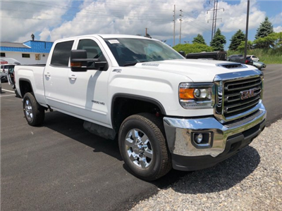 2018 Sierra 2500 Crew Cab 4x4,  Pickup #3G8248 - photo 3