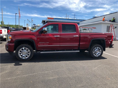 2018 Sierra 2500 Crew Cab 4x4,  Pickup #3G8251 - photo 15