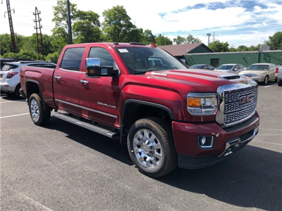 2018 Sierra 2500 Crew Cab 4x4,  Pickup #3G8251 - photo 1