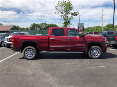 2018 Sierra 2500 Crew Cab 4x4,  Pickup #3G8251 - photo 3