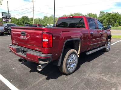2018 Sierra 2500 Crew Cab 4x4,  Pickup #3G8251 - photo 2