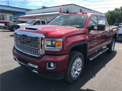 2018 Sierra 2500 Crew Cab 4x4,  Pickup #3G8251 - photo 6
