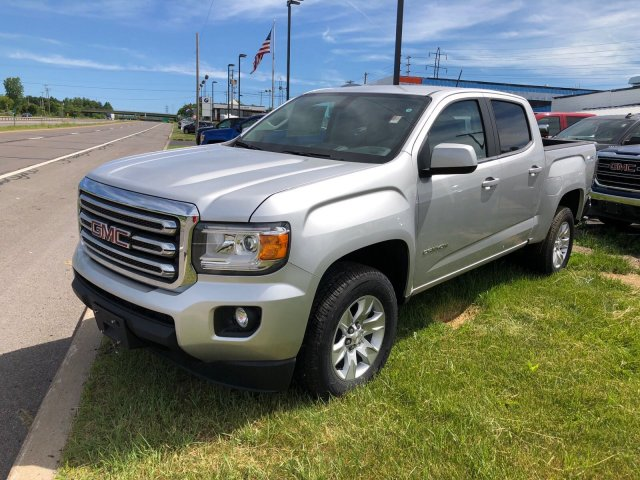 2018 Canyon Crew Cab 4x4,  Pickup #3G8605 - photo 7