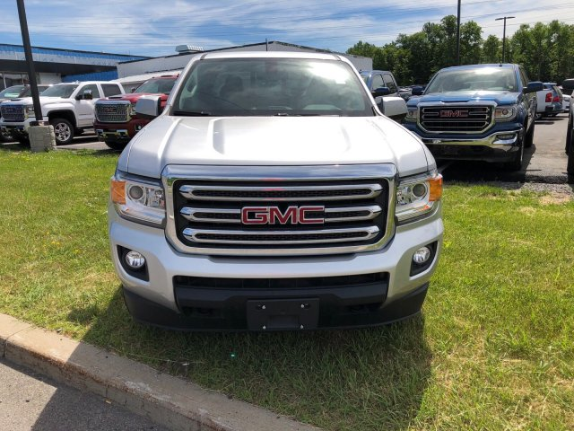 2018 Canyon Crew Cab 4x4,  Pickup #3G8605 - photo 8