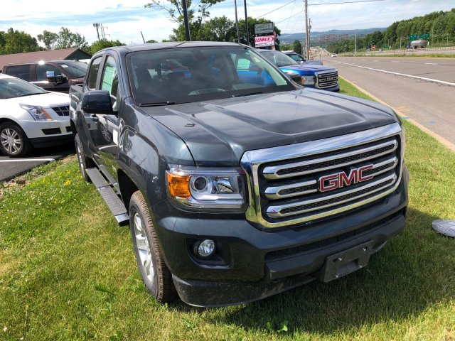 2018 Canyon Crew Cab 4x4,  Pickup #3G8607 - photo 1