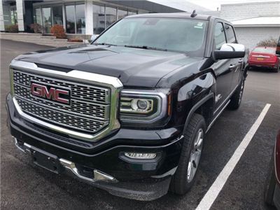 2018 Sierra 1500 Crew Cab 4x4,  Pickup #JG218540 - photo 3