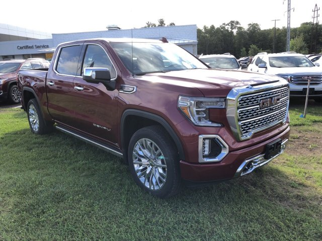 2019 Sierra 1500 Crew Cab 4x4,  Pickup #KZ104614 - photo 3