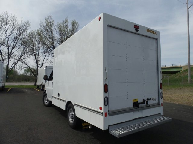 2017 Express 3500, Unicell Aerocell CW Cutaway Van #3T7927 - photo 2