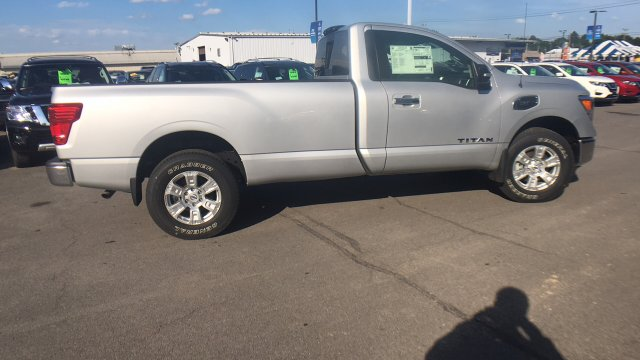 2017 Titan Regular Cab Pickup #6170021 - photo 9