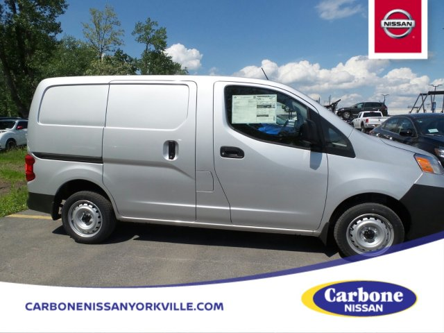 2017 NV200 Cargo Van #6172400 - photo 1