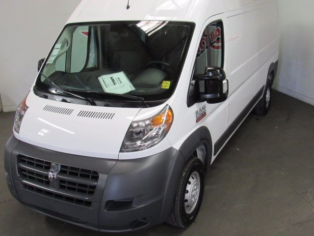 2017 ProMaster 2500 High Roof Cargo Van #41412 - photo 4