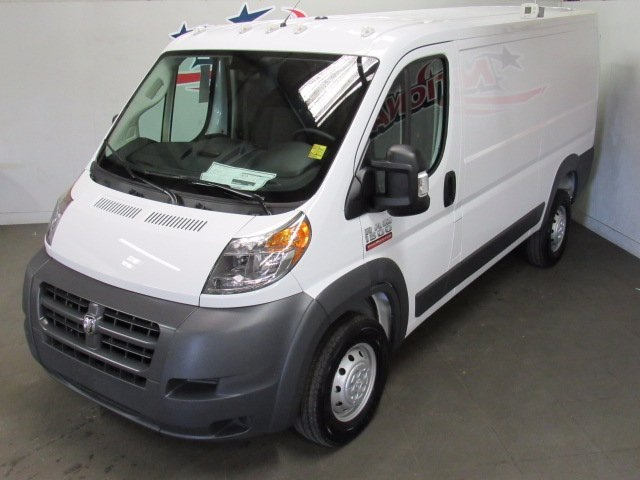2017 ProMaster 1500 Low Roof Cargo Van #41431 - photo 4
