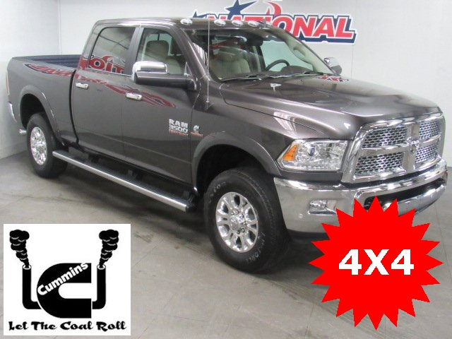 2018 Ram 3500 Crew Cab 4x4, Pickup #41928 - photo 3