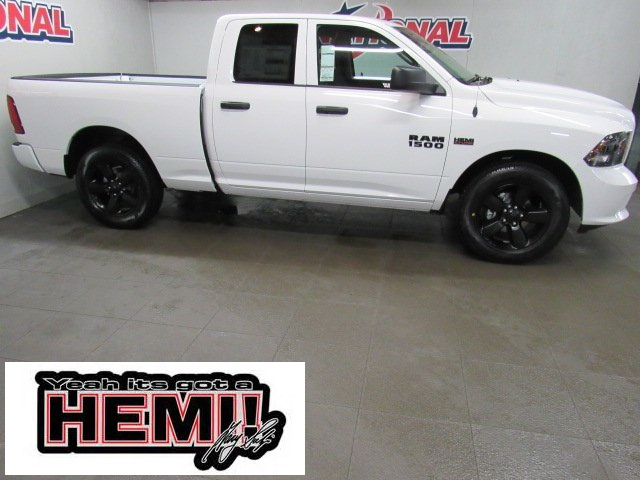2018 Ram 1500 Quad Cab, Pickup #42006 - photo 3
