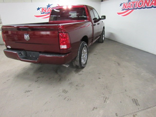 2018 Ram 1500 Quad Cab, Pickup #42074 - photo 17