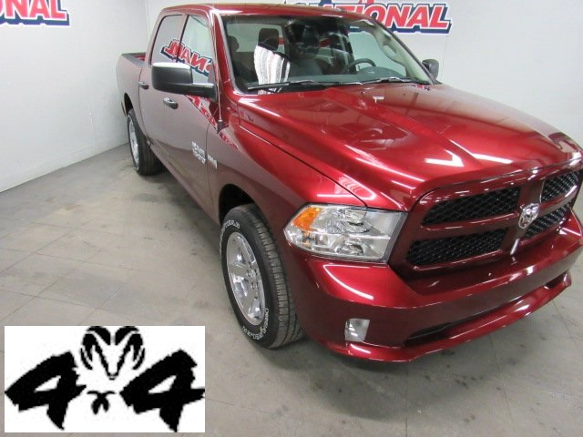 2018 Ram 1500 Crew Cab 4x4, Pickup #42079 - photo 3