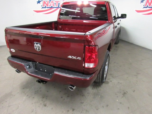 2018 Ram 1500 Crew Cab 4x4, Pickup #42079 - photo 20