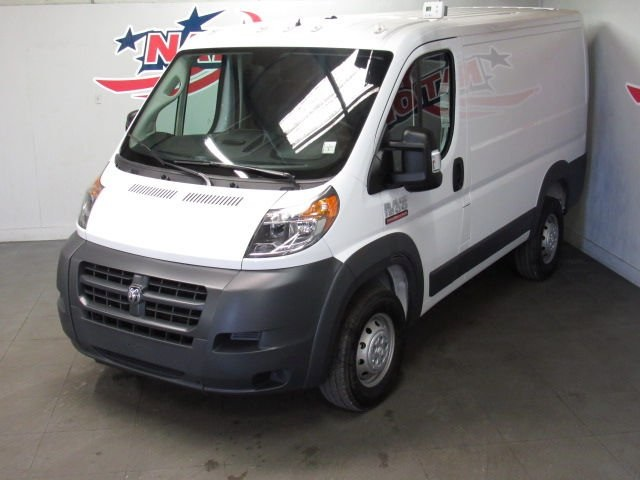 2018 ProMaster 1500 Standard Roof FWD,  Empty Cargo Van #42110 - photo 3