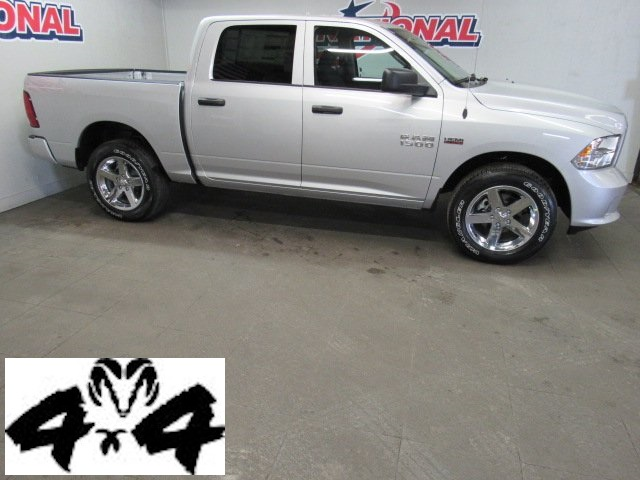 2018 Ram 1500 Crew Cab 4x4, Pickup #42121 - photo 3