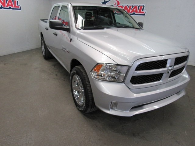 2018 Ram 1500 Crew Cab 4x4, Pickup #42121 - photo 4