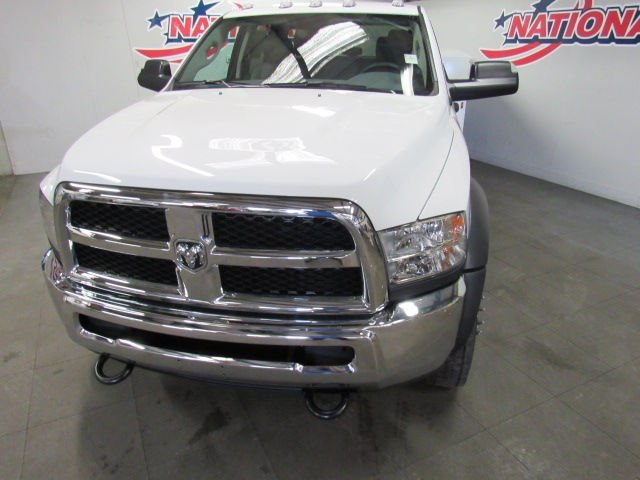 2018 Ram 4500 Crew Cab DRW 4x4,  Service Body #42268 - photo 7