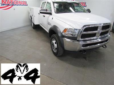 2018 Ram 4500 Crew Cab DRW 4x4,  Service Body #42268 - photo 3