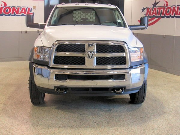 2018 Ram 5500 Crew Cab DRW 4x4,  Knapheide Platform Body #42271 - photo 6