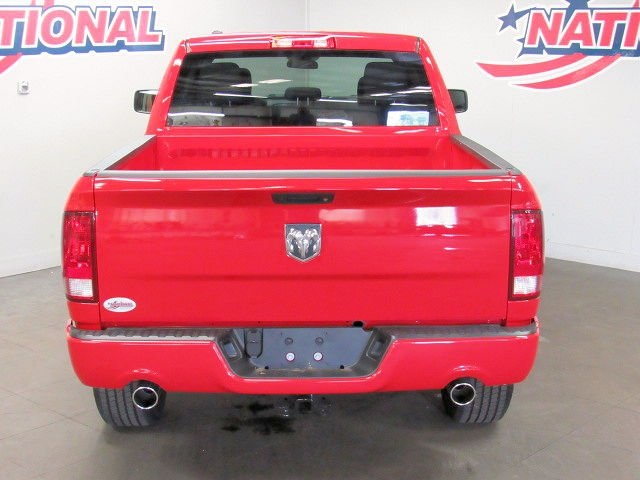 2018 Ram 1500 Quad Cab 4x2,  Pickup #42317 - photo 4