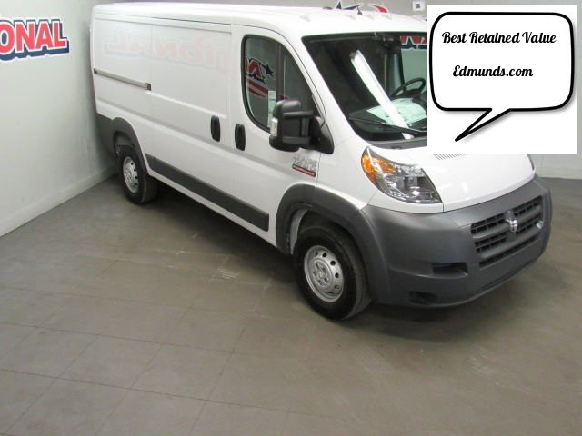 2018 ProMaster 1500 Standard Roof FWD,  Empty Cargo Van #42346 - photo 3