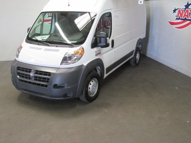 2018 ProMaster 1500 High Roof FWD,  Empty Cargo Van #42347 - photo 3