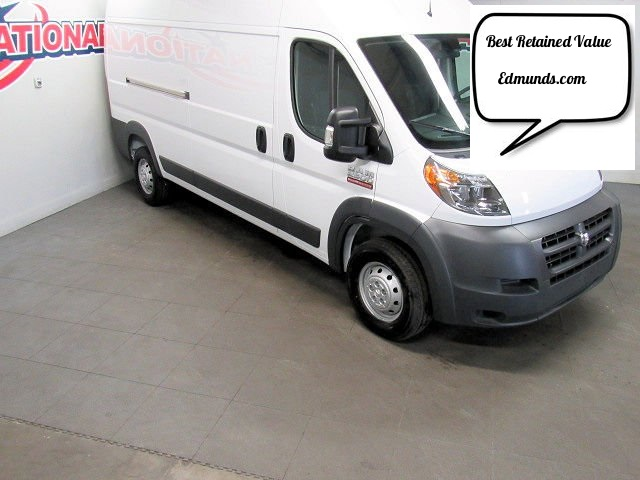 2018 ProMaster 2500 High Roof FWD,  Empty Cargo Van #42351 - photo 1
