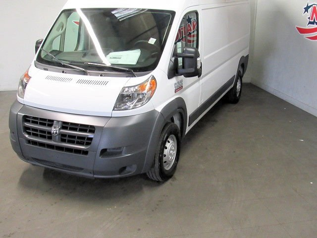 2018 ProMaster 2500 High Roof FWD,  Empty Cargo Van #42351 - photo 4