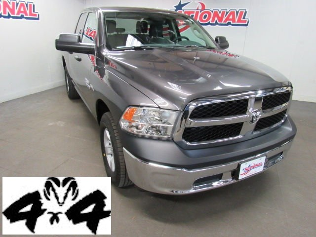 2018 Ram 1500 Quad Cab 4x4,  Pickup #42354 - photo 1