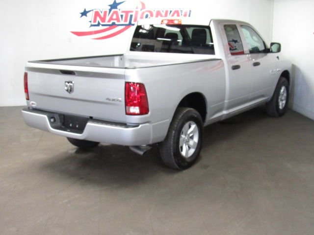 2018 Ram 1500 Quad Cab 4x4,  Pickup #42397 - photo 2