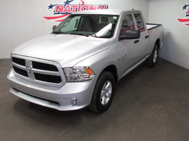 2018 Ram 1500 Quad Cab 4x4,  Pickup #42397 - photo 5
