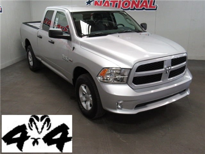 2018 Ram 1500 Quad Cab 4x4,  Pickup #42397 - photo 1