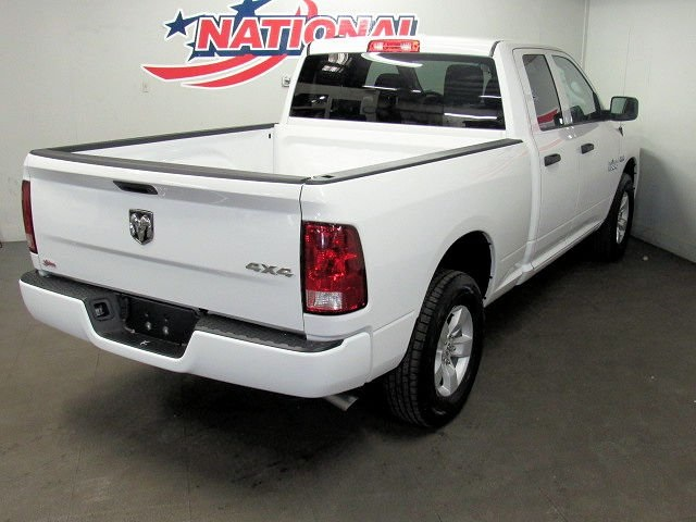 2018 Ram 1500 Quad Cab 4x4,  Pickup #42408 - photo 3
