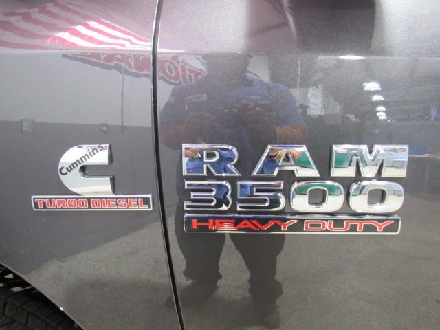 2018 Ram 3500 Crew Cab DRW 4x4,  Pickup #42937 - photo 30