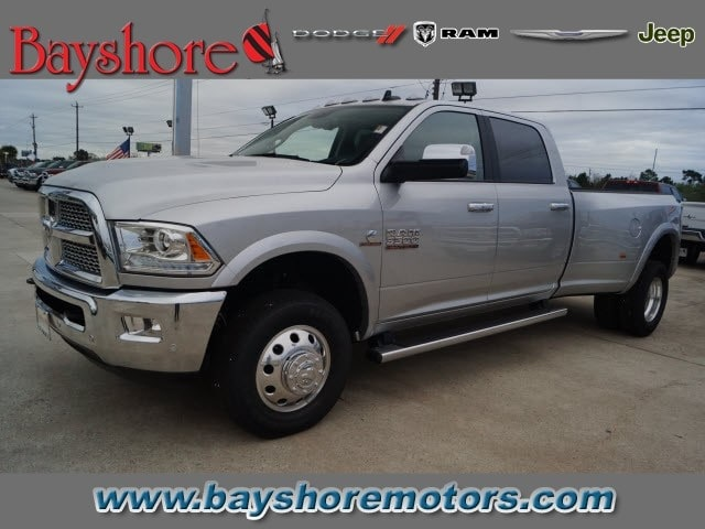 2017 Ram 3500 Crew Cab DRW 4x4, Pickup #D171506 - photo 1