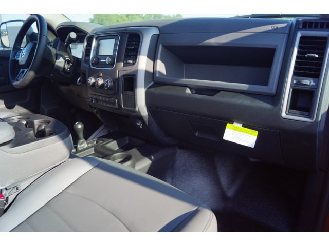2017 Ram 5500 Crew Cab DRW 4x4, Bedrock Platform Body #D171633 - photo 4