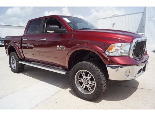 2017 Ram 1500 Crew Cab 4x4,  Pickup #D171828 - photo 17