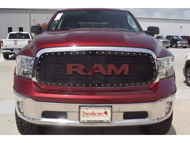 2017 Ram 1500 Crew Cab 4x4,  Pickup #D171828 - photo 18