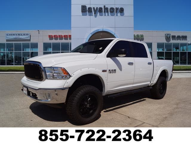 2017 Ram 1500 Crew Cab 4x4,  Pickup #D17207 - photo 1