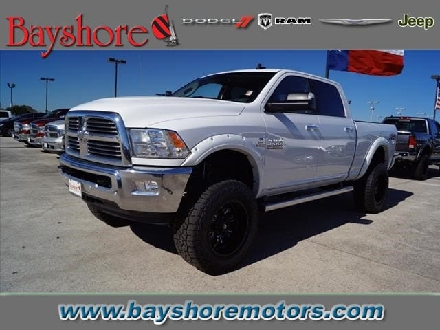 2017 Ram 2500 Crew Cab 4x4 Pickup #D17618 - photo 1