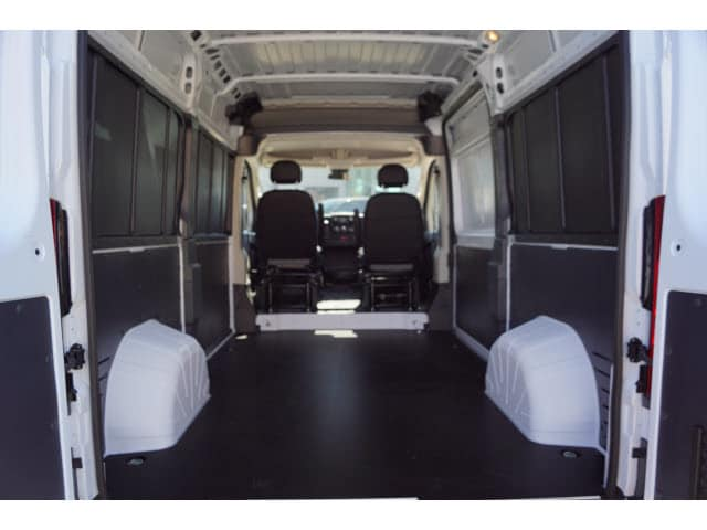 2018 ProMaster 1500 High Roof FWD,  Empty Cargo Van #D181120 - photo 2