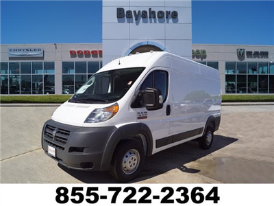 2018 ProMaster 1500 High Roof FWD,  Empty Cargo Van #D181120 - photo 1