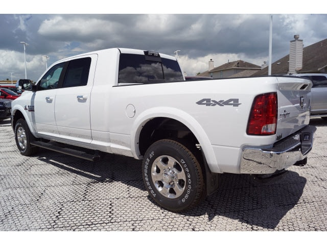2018 Ram 3500 Mega Cab 4x4,  Pickup #D181185 - photo 2