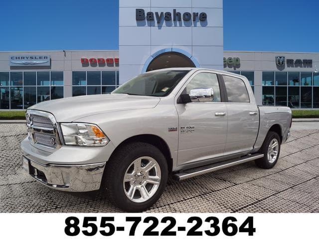 2018 Ram 1500 Crew Cab 4x2,  Pickup #D181315 - photo 1