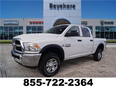2018 Ram 2500 Crew Cab 4x4, Pickup #D18151 - photo 1