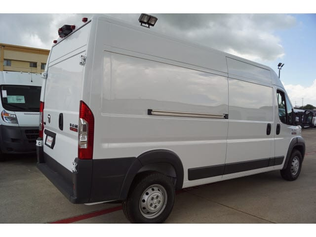 2018 ProMaster 2500 High Roof FWD,  Empty Cargo Van #D181595 - photo 4